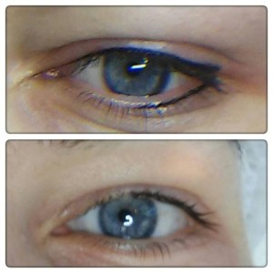 Permanente eyeliner d.m.v. permanente make up